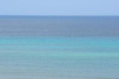 Blauer Ozean Stockbild