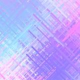 Blauer Pastell farbiger abstrakter Hintergrund Stockbilder