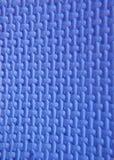 Blauer Polystyrenschaumgummi Lizenzfreie Stockbilder