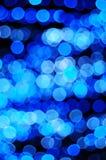 Blauer Punkt Lizenzfreies Stockbild