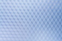 Blauer quadratischer Hintergrund Lizenzfreie Stockfotografie