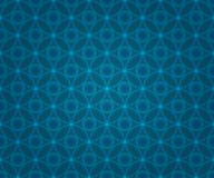Blauer Retro- Hintergrund Lizenzfreies Stockbild