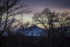 Blauer Ridge-Berge Lizenzfreies Stockbild