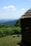 Blauer Ridge-Berge - Virginia Lizenzfreies Stockbild