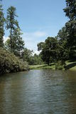 Blauer Ridge-Berge - Virginia Lizenzfreies Stockfoto