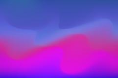 Blauer rosa violetter Vektorhintergrund Lizenzfreie Stockfotos