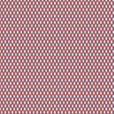 Blauer, roter und weißer Diamond Pattern vektor abbildung
