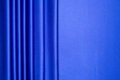 Blauer Satin stripes Muster Lizenzfreies Stockbild