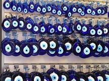 Blauer Schmuck Lizenzfreie Stockfotografie