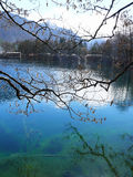 Blauer See Russland Kabardino-Balkarien Lizenzfreie Stockfotos