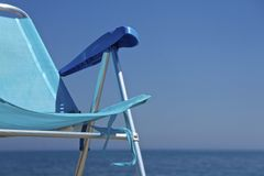 Blauer Seesommer Spanien frisch Stockfoto