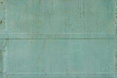 Blauer Stahlhintergrund Abstrakter Metallhintergrund Lizenzfreie Stockfotografie