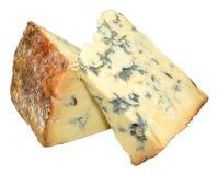 Blauer Stilton-Käse lizenzfreies stockbild