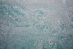 Blauer Strudel stockbild