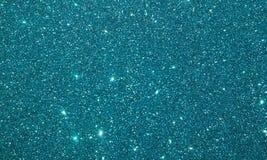 Blauer strukturierter Hintergrund der Zusammenfassung mit Funkelneffekthintergrund stockfotos