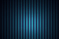 Blauer Trennvorhanghintergrund Lizenzfreie Stockfotos