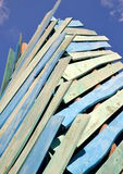 Blauer Turm Stockfotografie
