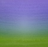 Blauer und grüner Hintergrund stockbild