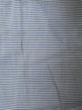 Blauer und weißer Gewebebeschaffenheitshintergrund Lizenzfreies Stockfoto
