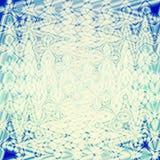 Blauer und weicher brauner Hintergrund des Schmutzes Stockfotos