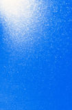 Blauer und weißer Feiertagshintergrund Lizenzfreie Stockbilder