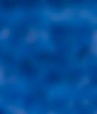 Blauer Unschärfen-Hintergrund Stockbild