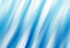 Blauer unscharfer Hintergrund Stockfoto