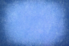 Blauer Vignettenhintergrund stockfotos