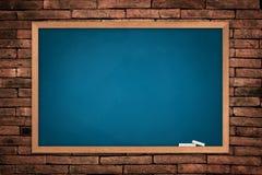 Blauer Vorstand Stockbilder