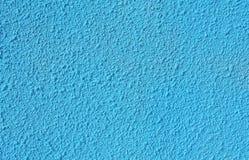 Blauer Wandhintergrund Stockbilder
