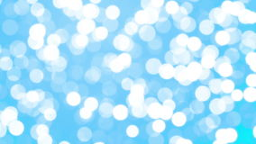 Blauer weicher Hintergrund Loopable stock footage