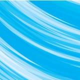 Blauer Wellenhintergrund lizenzfreie abbildung
