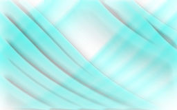Blauer Wellenkonzepthintergrund stock abbildung