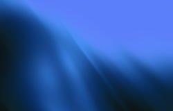 Blaues abstraktes illistration Website des Hintergrundes Lizenzfreie Stockfotos