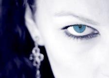 Blaues Auge Lizenzfreies Stockbild