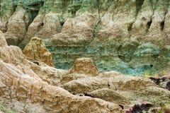 Blaues Becken in John Day Fossil Beds Lizenzfreie Stockbilder