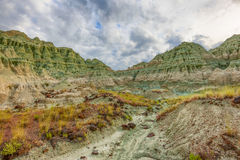 Blaues Becken in John Day Fossil Beds Stockfotografie