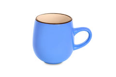 Blaues Cup Lizenzfreie Stockfotografie