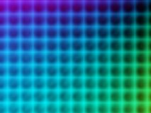 Blaues Farbenspektrum Lizenzfreies Stockfoto
