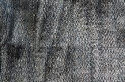 Blaues Farbjeans-Stoffmuster lizenzfreie stockfotos