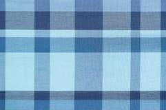 Blaues gesponnen, Isaan-Stoff Lizenzfreie Stockfotografie