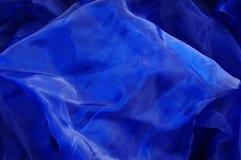 Blaues Gewebe Lizenzfreie Stockfotos