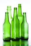 Blaues Glas Stockfoto