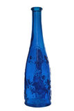 Blaues Glas II stockbilder