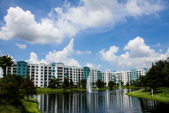 Blaues Grün-Erholungsort, Orlando, Florida Stockfoto