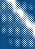 Blaues Halbtonbild vektor abbildung