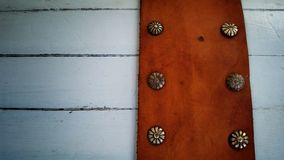 Blaues Kastendetail lizenzfreie stockfotos