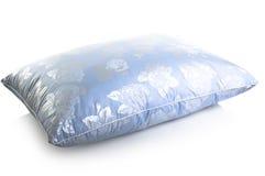 Blaues Kissen lizenzfreie stockbilder