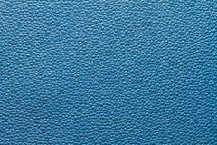 Blaues Leder Stockfotos