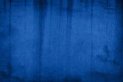 Blaues Leder Lizenzfreie Stockfotografie